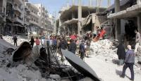 Son bir haftada İdlib'de 36 sivil hayatını kaybetti