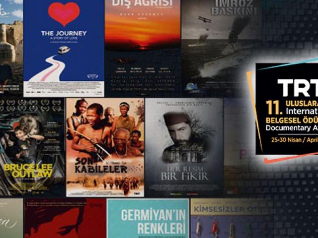 '11. Uluslararası TRT Belgesel Günleri' başladı