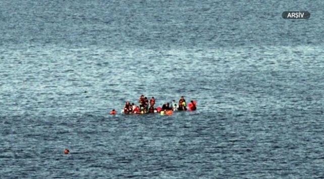 Kaçak göçmenleri taşıyan tekne Karayip Denizinde battı