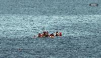 Kaçak göçmenleri taşıyan tekne Karayip Denizi'nde battı