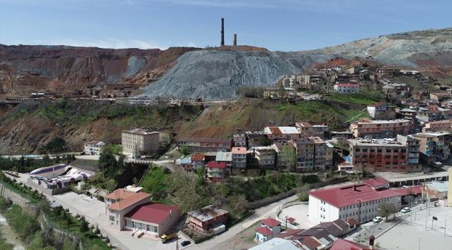 Elazığ Madende heyelan riski bulunan ev ve iş yerleri tahliye ediliyor