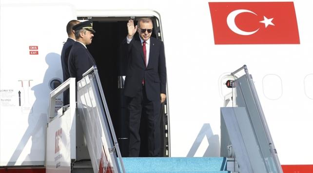 Cumhurbaşkanı Erdoğan Iraka gidecek
