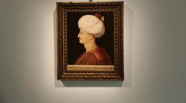Kanuni Sultan Süleyman portresi Londrada satışa çıkacak