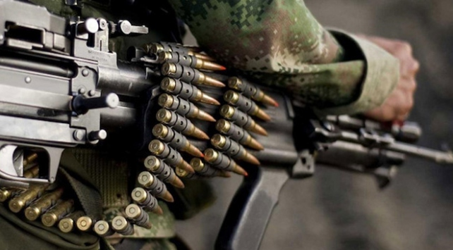 Dünya genelinde silahlara ayrılan bütçe: 1 trilyon 800 milyar dolar