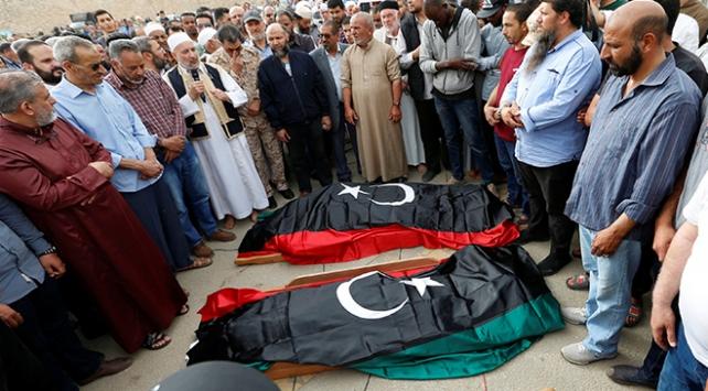 Libyada sivil kayıplar alarm veriyor