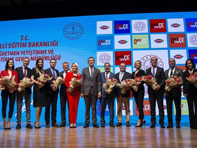 Milli Eğitim Bakanlığı ve TRT etkin Türkçe için harekete geçti