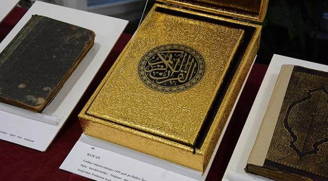 Bosna Hersekte Kuran-ı Kerim sergisi
