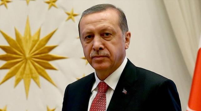 Cumhurbaşkanı Erdoğandan 1 Mayıs mesajı
