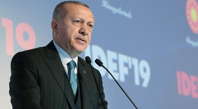 Cumhurbaşkanı Erdoğan: Türkiyenin dışlandığı bir F-35 projesi çökmeye mahkumdur