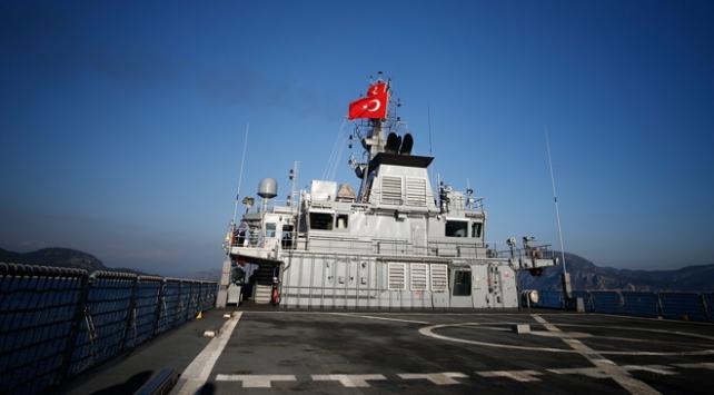 Türk bayrağı Akdenizde dalgalanmaya devam edecek