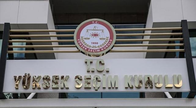 YSK, HDPnin itirazını ikinci kez reddetti