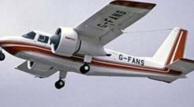 Brezilyada Uçaklar Çarpıştı