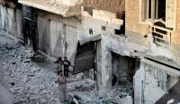 Suriye'de Silahlar Susmadı