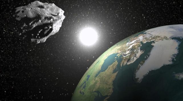 Dev asteroid Dünyayı teğet geçecek