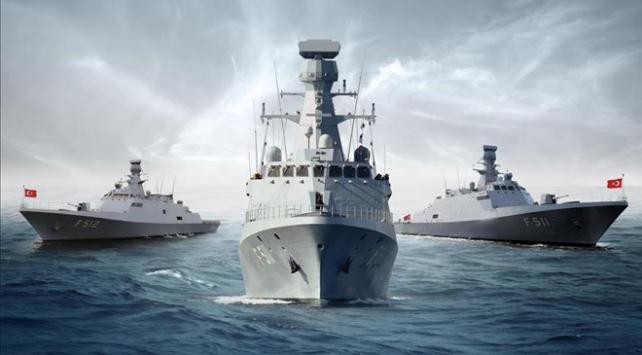 Milli yazılımla gemiler birlikte hareket edecek