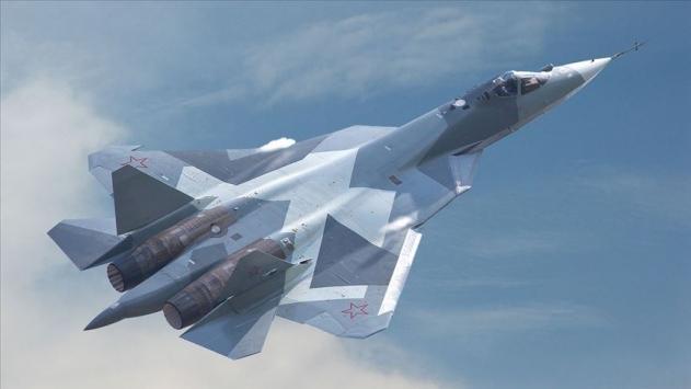 """""""Türkiye, Rus Su-57 savaş uçağı almak isterse iş birliği yapmaya hazırız"""""""