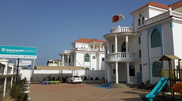 Cibutide Maarif Okulu en iyi okul seçildi
