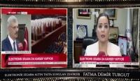 TRT Haber Muhabiri Turgut'a en iyi röportaj ödülü