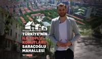 Türkiye'nin ilk toplu konutları: Saraçoğlu Mahallesi
