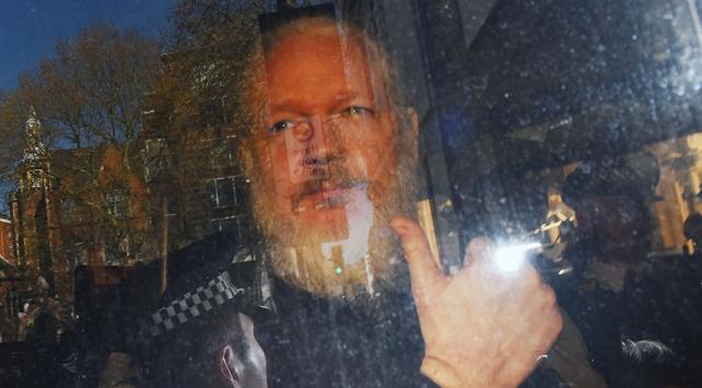 Birleşmiş Milletlerden İngiltereye Assange tepkisi