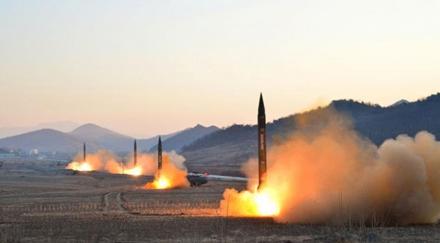Güney Koreden Kuzey Koreye füze uyarısı