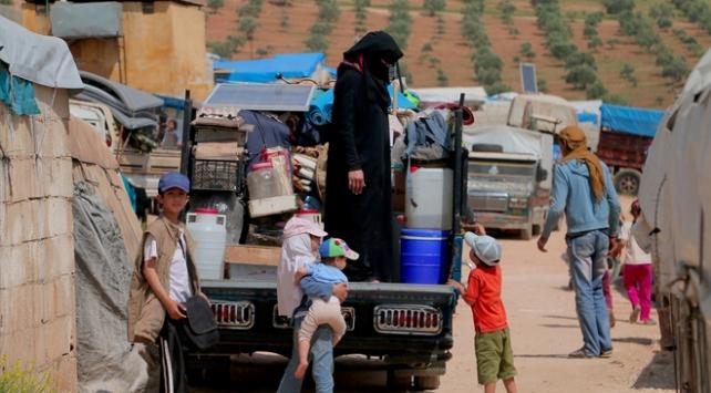 İdlibde ramazan saldırılar ve zorunlu göçün gölgesinde başlıyor