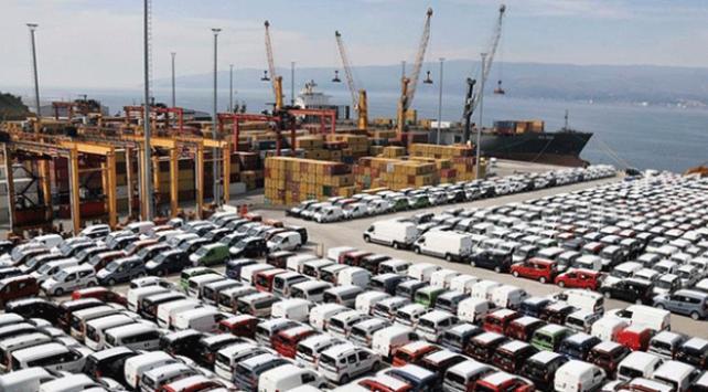 Otomotiv nisanda en fazla ihracat gerçekleştirilen sektör oldu