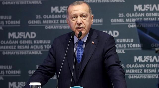 Cumhurbaşkanı Erdoğan: Vatandaşlar bu seçimin yenilenmesini istiyor