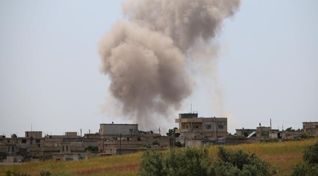 Esed rejimi ateşkese rağmen İdlibde saldırılarını sürdürüyor