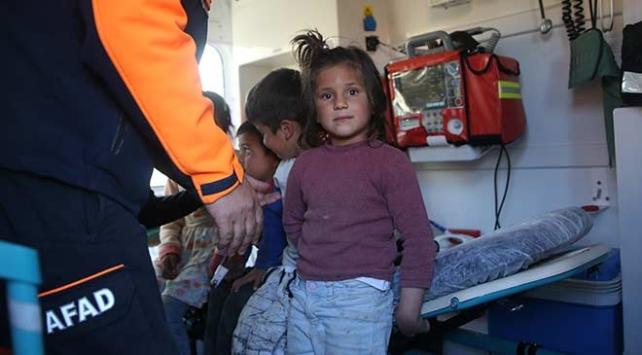 Şanlıurfada kaybolan çocuklar 12 saat sonra bulundu