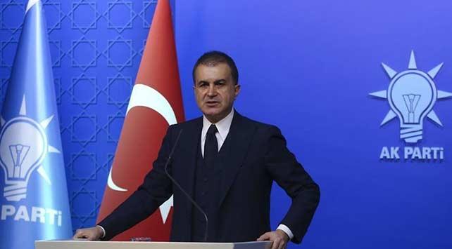 AK Parti Sözcüsü Çelik: Yassıada zihniyeti sahneye çıkmak için fırsat kolluyor