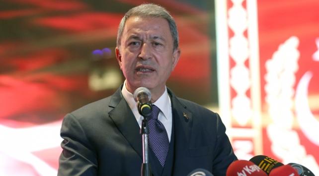 Bakan Akar: Türkiye, oldubittilere müsaade etmemeye kararlıdır