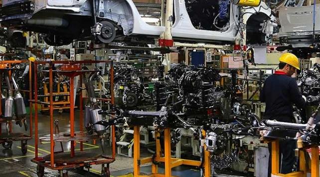 Otomotiv ihracatı nisanda 2,6 milyar dolar oldu