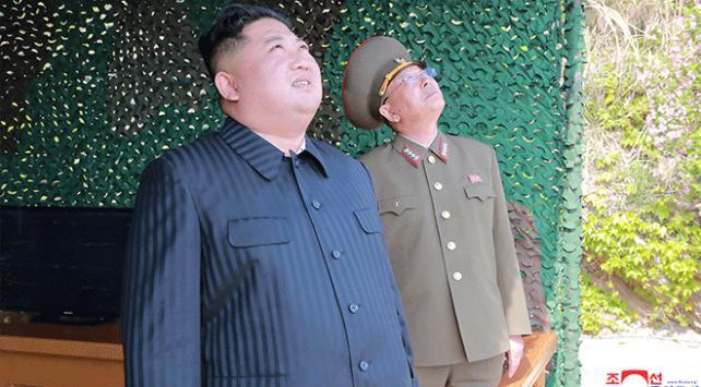 """""""Kuzey Kore, yeni bir tür taktik güdümlü silahlar denedi"""""""