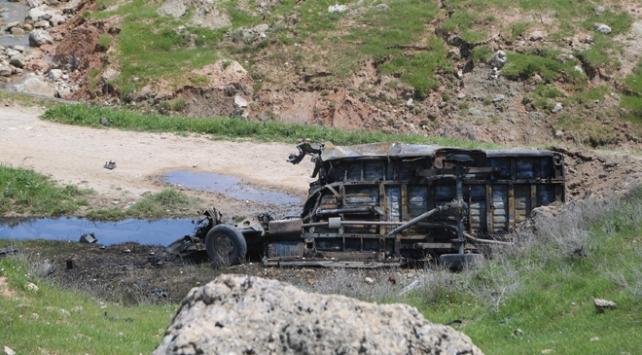Şırnakta teröristlerden hain tuzak: 2 sivil hayatını kaybetti