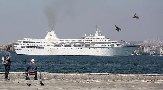"""İstanbulun yeni """"cruise limanı"""" Yenikapıda inşa edilecek"""