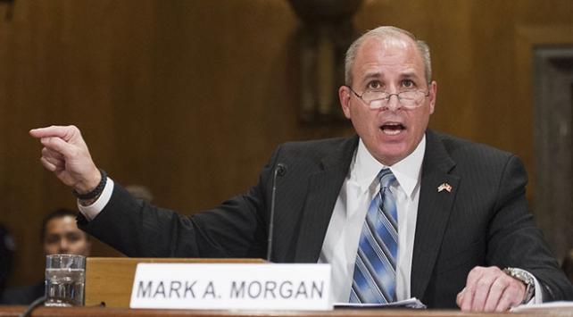 ABDnin sınır güvenliği Mark Morgandan sorulacak