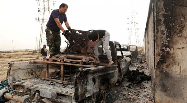Hafter güçlerinden Ramazanda çatışmaları şiddetlendirmelerini istedi