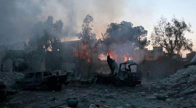 """""""İdlib Gerginliği Azaltma Bölgesi""""ne saldırılar sürüyor"""