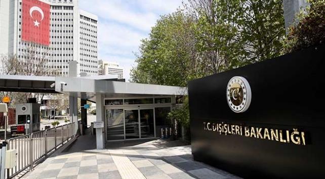 Türkiyeden ABDye: Sondaj açıklaması gerçeklerden kopuktur
