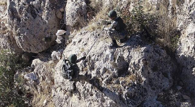 Şırnakta PKKya yönelik operasyonda 1 asker şehit oldu
