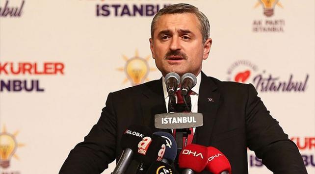 AK Parti İstanbul İl Başkanı Şenocaktan YSKya teşekkür