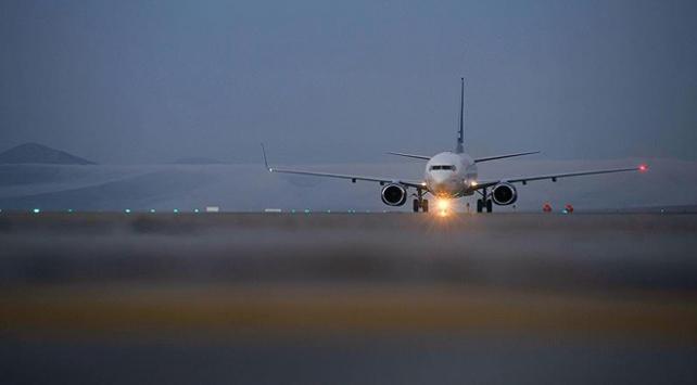 57 milyon yolcu hava yolunu seçti