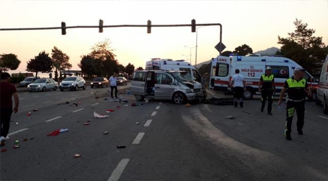 Ölümlü kaza sayısı yüzde 33 azaldı