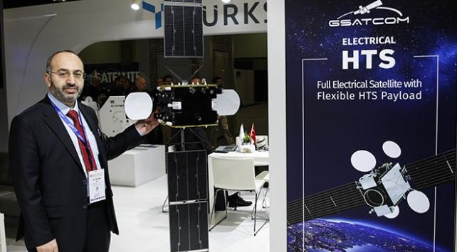 TUSAŞın ileri teknoloji uydu projesi ABDde tanıtıldı