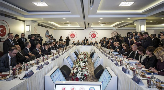 Reform Eylem Grubu, Cumhurbaşkanı Erdoğan başkanlığında ilk kez toplanacak