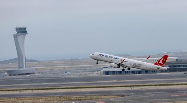 THY yılın ilk dört ayında 22,7 milyon yolcu taşıdı