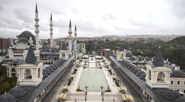 Başkentin en büyük üçüncü camisi açılıyor