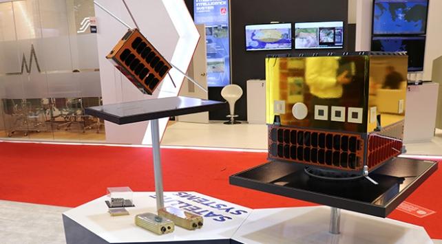 Türkiyenin yenilikçi uyduları 2020de fırlatılacak