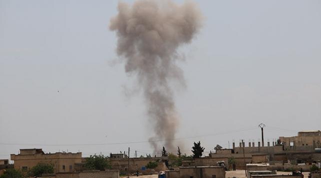 Rejim güçleri İdlib Gerginliği Azaltma Bölgesine saldırılarını sürdürüyor